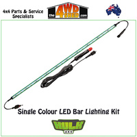 Single Colour LED Bar Lighting Kit