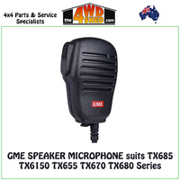 GME SPEAKER MICROPHONE suits TX6XX Series - MC007