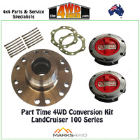 Part Time 4WD Conversion Kit - Landcruiser 100 Series