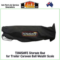 TOWSAFE Storage Bag for Trailer Caravan Ball Weight Scale