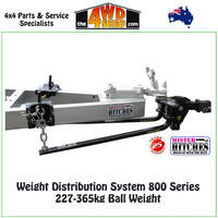 Weight Distribution System 800 Series 227-365kg