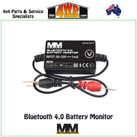 Bluetooth 4.0 Battery Monitor