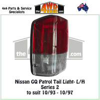 Nissan GQ Patrol Series 2 Tail Light - L/H