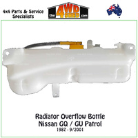 Nissan Patrol GQ GU Radiator Overflow Bottle