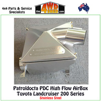High Flow AirBox Toyota Landcruiser 200 Series V8