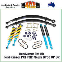 Formula 4x4 Readystrut Lift Kit Ford Ranger PX Mazda BT50