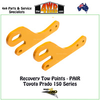 Recovery Tow Points PAIR - Toyota Prado 150 Series