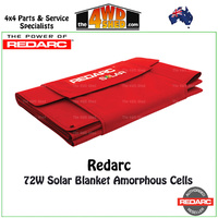 72W Solar Blanket Amorphous Cells