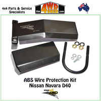 ABS Wire Protection Kit Nissan Navara D40