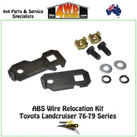 ABS Wire Relocation Kit Toyota Landcruiser 76-79 Series