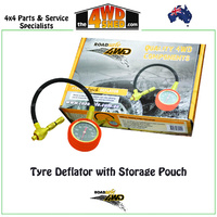 Tyre Deflator with Storage Pouch