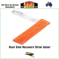 Knot Stop Recovery Strap Joiner