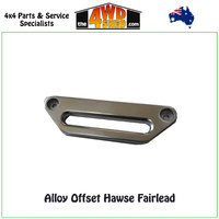 Alloy Offset Hawse Fairlead