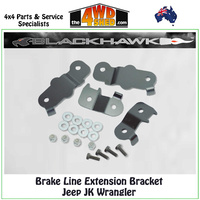 Brake Line Extension Bracket Jeep JK Wrangler