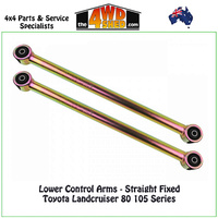 Lower Control Arms Toyota Landcruiser 80 105 Series