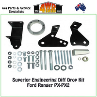 Diff Drop Kit Suitable For Ford Ranger PX-PX2