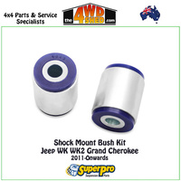 Shock Mount Bush Kit Jeep WK WK2 Grand Cherokee