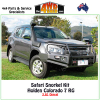 Safari Snorkel Holden Colorado 7 RG 05/2012-Onwards