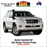 Safari Snorkel 150 Series Toyota Prado 10/2009-On
