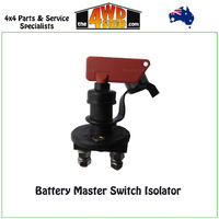 Battery Master Switch Isolator