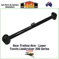 Rear Trailing Arm - Toyota Landcruiser 200 Series - Lower