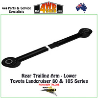 Rear Trailing Arm 80 & 105 Series Landcruiser Adjustable - Lower