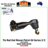 Nissan Patrol GU Series 2/3 Tie Rod End - RH OUTER