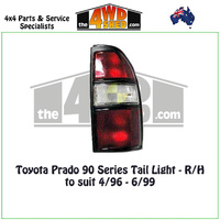 Prado 90 Series Tail Light - R/H