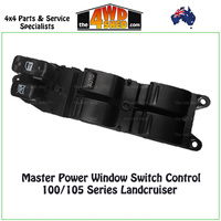 Window Master Switch Control Toyota 100/105 Series Landcruiser