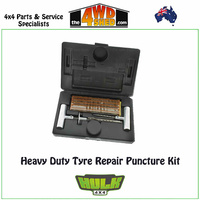 Tyre Repair Puncture Kit Heavy Duty