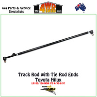 Track Rod with Tie Rod Ends - Toyota Hilux 4/90-8/97