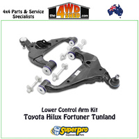 Lower Control Arm Kit Toyota Hilux