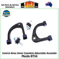 Control Arm Upper Complete Adjustable Assembly - Ford Ranger PX 2011 - Onwards