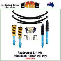 Formula 4x4 Readystrut Lift Kit Mitsubishi Triton ML MN