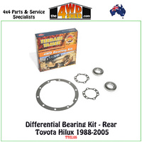 Differential Bearing Kit Toyota Hilux 1988-2005 Rear