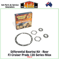 Differential Bearing Kit 120 Series Prado FJ Cruiser Hilux Rear