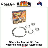 Differential Bearing Kit Mitsubishi Challenger Pajero Sport Triton Rear
