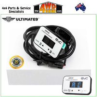 Ultimate9 EVC Throttle Controller Toyota Fortuner 2015-On