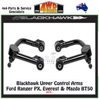 Blackhawk Upper Control Arms Ford Ranger PX Everest Mazda BT50 Gen 2