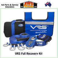 Full Recovery 4WD Kit with Storage Bag