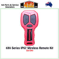 4X4 Series 12V/24V IP67 Wireless Remote Kit