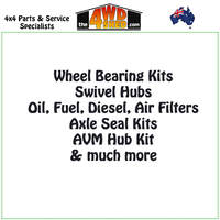 Servicing Kits & Misc
